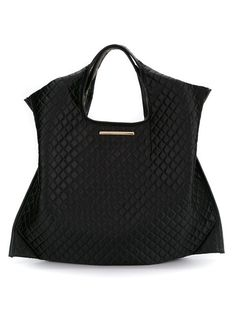 Acquista Xaa quilted tote bag.
