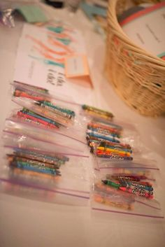 """Personalize Your Wedding: Guest Favors *DIY Coloring Books for Kids* See More personalized ideas at """"Let's Party"""" TITC Blog"""
