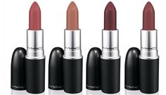 Back To Mac Free Lipstick! Did you know you can earn yourself a free Mac lipstick simply by collecting your empties? See more money saving tips here. Best Mac Lipstick, Best Lipstick Color, Lipstick For Dark Skin, Best Lipsticks, Nude Lipstick, Lipstick Colors, Maroon Lipstick, Bright Lipstick, Lipstick Shades