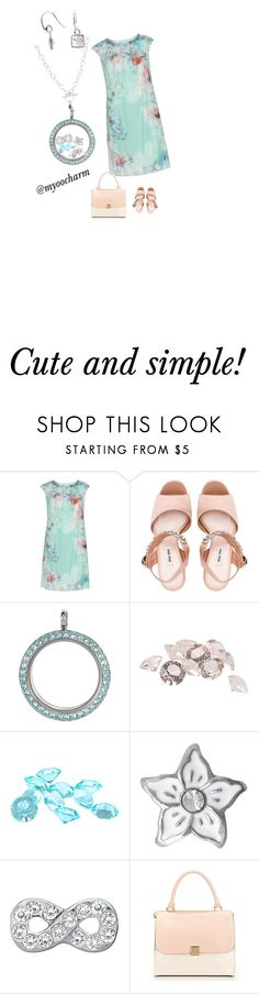 """Simple and cool"" by myoocharm on Polyvore featuring KS Selection and Miu Miu"