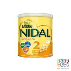 Leche Nidal 2. 800 grs, $7.790 (precio referencial). Marca Nestlé: http://bbt.to/1CITHGx
