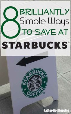 How to Save Money at Starbucks? 8 Ways to Make it Happen - Finance tips, saving money, budgeting planner Best Money Saving Tips, Ways To Save Money, Money Tips, Saving Money, Money Hacks, Preparing For Retirement, Online Sweepstakes, Starbucks Gift Card, Gift Card Balance
