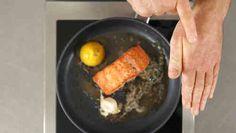 Wie brate ich einen Lachs richtig?   Lachs braten (Videoanleitung)   Deutsche See Fischmanufaktur