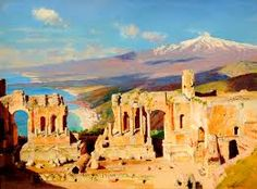 Image result for sicily paintings