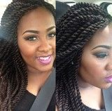 Crochet Braids Kansas City : Marley Twists Shawna Brown Braids by Shawna B in Kansas City , MO