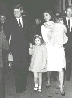 The JFK family