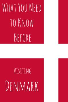 What the locals want you to know before visiting Denmark!