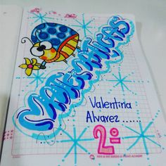 En @dulceamor225 marcamos tus cuadernos Whasaap:3136547948 #dulceamor #temporadaescolar #cuadernos - dulceamor225 Earth Science Projects, Cute Clipart, Mickey Mouse Ears, Letterpress, Booklet, My Little Pony, Creative Design, Dream Catcher, Unicorn