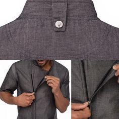 Chef Works - Delancey Chef Coat $56.99 Chef Dress, Shirt Collar Styles, Restaurant Uniforms, Mens Kurta Designs, Uniform Design, African Men Fashion, Men In Uniform, Shirt Style, Menswear