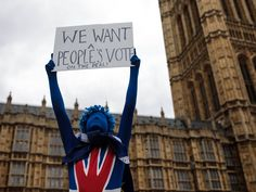 There's still time to stop #Brexit – here's how Brexit won't be finalised until March 2019. On Saturday, tens of thousands of people will descend on central London to demand a vote on the final deal – and the right to reject it if it's not good enough #StopBrexitSaturday