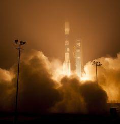 Liftoff! OCO-2 Heads to Orbit - CO2 Observatory