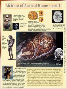 The Black Romans — Articles on Black History