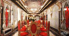 Арабский стиль: интерьер, квартира, дом, гостиная, восточный, марокканский стиль, 50 - 80 м2 #interiordesign #apartment #house #livingroom #lounge #drawingroom #parlor #salon #keepingroom #sittingroom #receptionroom #parlour #moroccan #50_80m2 arXip.com