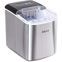 Della Ice Maker Machine Automatic Portable Icemaker Producing