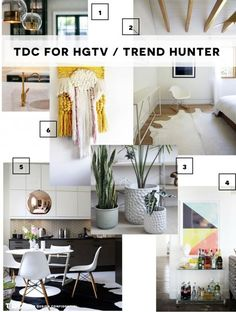 TDC for HGTV / Trend Hunter | The Design Confidential
