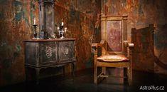 10 znamení přítomnosti domácího skřítka. Čím o sobě dává vědět. | AstroPlus.cz Painting, Furniture, Home Decor, Art, Art Background, Decoration Home, Room Decor, Painting Art, Paintings