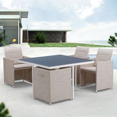 Family Leisure Brings You Outdoor Patio Dining Furniture from the Best Brand in the Business. We Have the Best Selection of Outdoor Dining and Shipping is Free! Outdoor Bar Stools, Outdoor Dining Set, Patio Dining, Outdoor Living, Outdoor Furniture Sets, Outdoor Decor, Family Leisure, Modern Family, Central Table