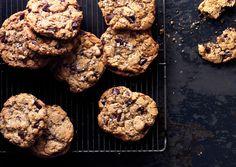 Salty Chocolate Chunk Cookies