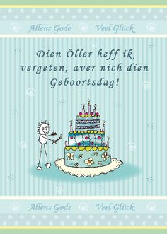 Glückwunschkarte,Torte,Geburtstag