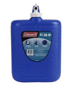 Look what I found on #zulily! Blue 5-Gallon Water Carrier #zulilyfinds