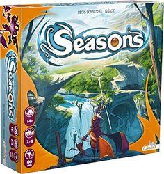 Seasons [Edition en français/French Edition]