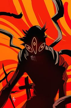 Madness lies within us all   Asura from Soul Eater