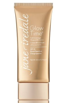 Free shipping and returns on jane iredale 'Glow Time' Full Coverage Mineral BB…