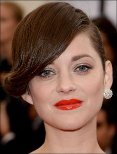 2014 met gala #marioncotillard makeup
