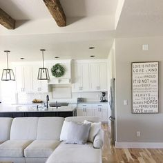Youngsters Area Home Furnishings Sherwin Williams - Accessible Beige And Snowbound Our.Home Beige Paint Colors, Interior Paint Colors, Paint Colors For Home, House Colors, Neutral Paint, Gray Paint, Beige Living Rooms, Interior Design Living Room, Living Room Decor