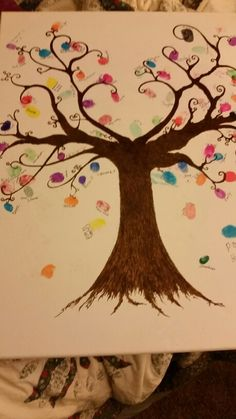 Adoption party tree