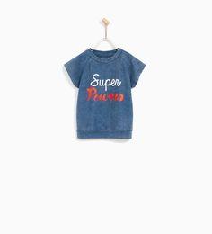 Image 2 of SUPER POWER T-SHIRT from Zara