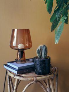 Uuden asunnon värisuunnittelua - Color Now 2019 - Viena K Desk Lamp, Table Lamp, Interior, Inspiration, Color, Furniture, Honey, Decoration, Home Decor