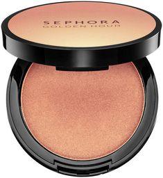 SEPHORA COLLECTION Golden Hour Highlighting Powder, highlighter, cosmetics, makeup, beauty #ad
