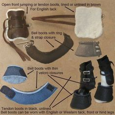 This website has tons of handmade tack which is great for ideas!
