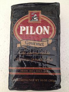 Pilon Gourmet Espresso Coffee 10 OZ ** Check this awesome product @ http://www.amazon.com/gp/product/B004SVIQ94/?tag=pincoffee-20&prw=050716081733