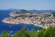 Enjoy off the beaten track travel? Savor this photo tour of Dubrovnik and Montenegro beside the Adriatic Coast by Rick Aronstein.: View of Dubrovnik Old City Old City, Dubrovnik, Montenegro, Croatia, Investing, Photo Galleries, Places To Visit, Coast, Tours