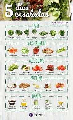 Cenas saludables: recetas deliciosas y al estilo - Expand Tutorial and Ideas Real Food Recipes, Vegan Recipes, Delicious Recipes, Cake Recipes, Comidas Fitness, Healthy Snacks, Healthy Eating, Healthy Dinners, Clean Eating