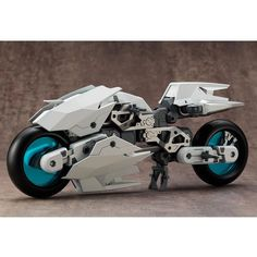 Modeling Support Goods M.G Gigantic Arms Kotobukiya Plastic model : Armed Breaker Futuristic Motorcycle, Futuristic Cars, Motorcycle Bike, Concept Motorcycles, Cars And Motorcycles, Er6n, Motorbike Design, 3d Prints, Super Bikes