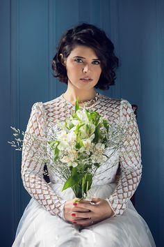 Editorial de noiva feito com a Débora Alcântara do blog Tudo Orna.