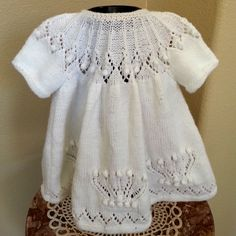 Royal Baby Dress - Free Pattern