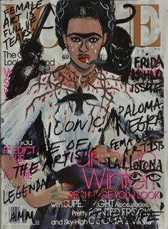 Frida Kahlo Issue Andrea Mary Marshall