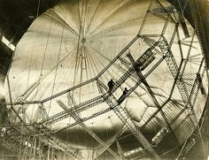 Airship Infrastructure by The National Archives UK, via Flickr