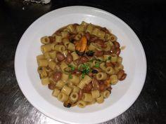 Pasta e fagioli con le cozze #iomangioitaliano