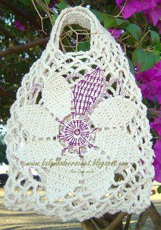 Best 10 Tuto crochet: pretty mesh bags for shopping, easy to make, with its free grid Tuto crochet: pretty mesh bags for – SkillOfKing. Crochet Market Bag, Crochet Tote, Crochet Handbags, Crochet Purses, Love Crochet, Crochet Yarn, Crochet Flowers, Crochet Socks Pattern, Crochet Purse Patterns
