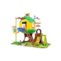 Caillou Tree House #ImportDragons