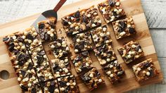 An extra-magical take on a seven-layer bar, this easy Oreo™ bar will be a huge hit with your family.