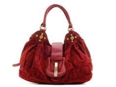 I need a red purse