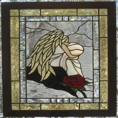 When Angels Weep: Remembering Sandy Hook - Delphi Stained Glass