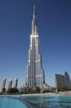 Spojené arabské emiráty: Burdž Chalifa