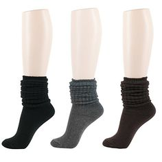 Women's Slouch Socks Soft For Girl Stylish Knit Casual Fa... https://www.amazon.com/dp/B01MQG7T2C/ref=cm_sw_r_pi_dp_x_Hf5ZybPZ80M9F